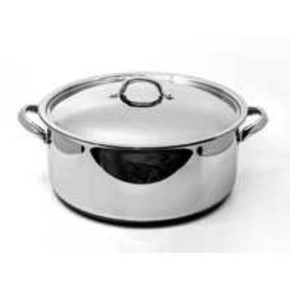 Picture of CHEFSET ST. STEEL DUTCHOVEN 26+LID