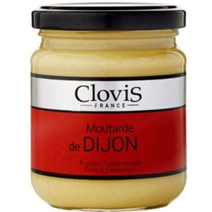 Picture of Clovis Dijon Mustard 200 g