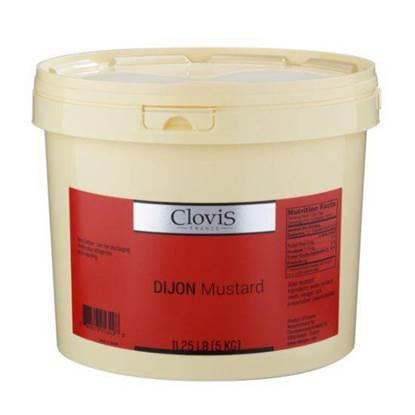 Picture of Clovis Dijon Mustard 5 kg