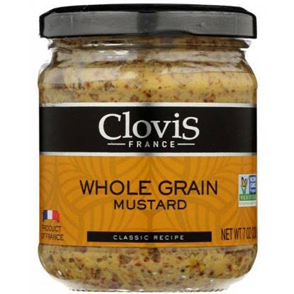 Picture of Clovis Wholegrain Mustard 200 g