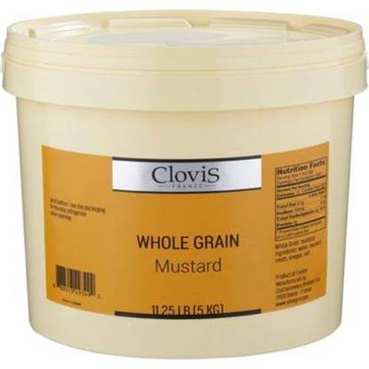 Picture of Clovis Whole Grain Mustard 5 kg