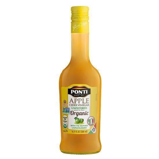 Picture of Ponti Organic Apple Cider Vinegar 500 ml