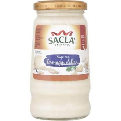 الصورة: صلصلة كريمة بجبنة دى آو بى الايطالية 290غ