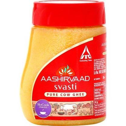 Picture of Aashirvaad Svasti Pure Cow Ghee 200ml