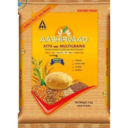 Picture of Aashirvaad Multi Grain Atta 5 kg