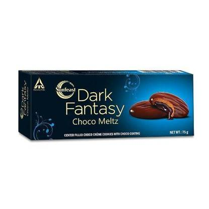Picture of Sunfeast Dark Fantasy  Choco Meltz 75gm