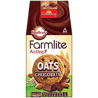 Picture of Sunfeast Farmlite Digestive Oats with Chocolate 150gm