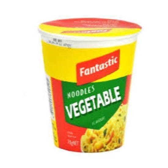 Picture of Fantastic Vegetable Cup Noodles 70 g