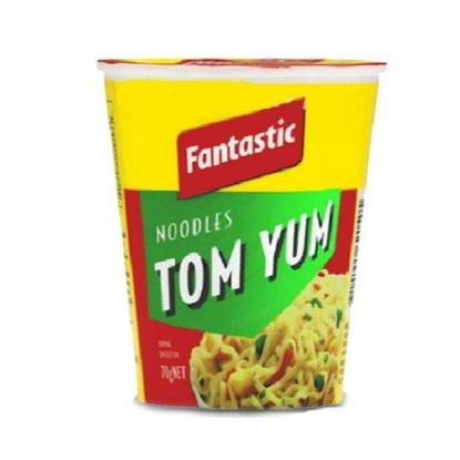 Picture of Fantastic Tom Yum Cup Noodles 70 g