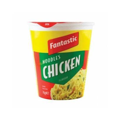 Picture of Fantastic Chicken Cup Noodles 70 g