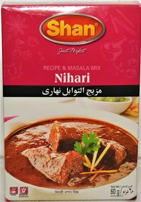 Picture of SHAN NIHARI MASALA 60 GMS