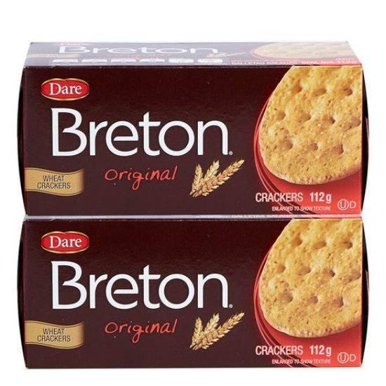 Picture of Dare Breton Original Crackers 112g