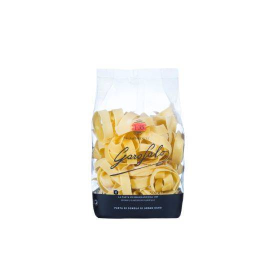 Picture of GAROFALO PAPPARDELLE DRY PASTA  12X500GM
