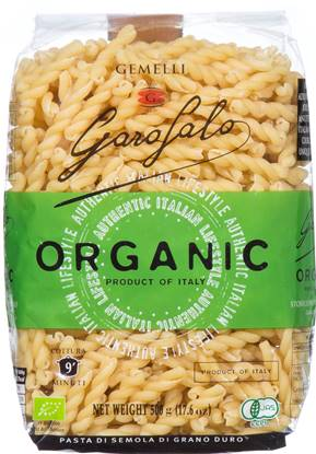 Picture of GAROFALO GAMELLI ORGANIC PASTA 16X500GM