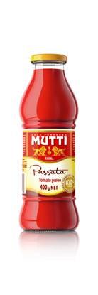 Picture of MUTTI PASSATA [ TOMATO PUREE ] GLASS 12X400GM-63414