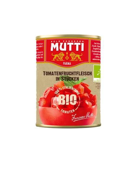 صورة موتي طماطم عضوي مقطعه 12*400غرام