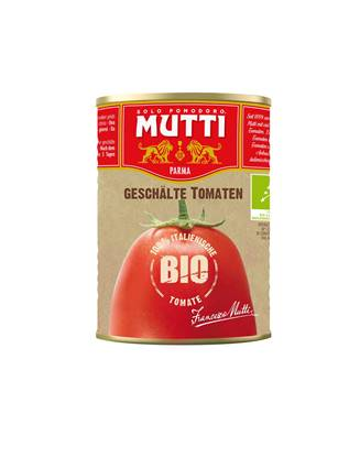 Picture of MUTTI PEELED TOMATOES ORGANIC (6X400GM) - 52072