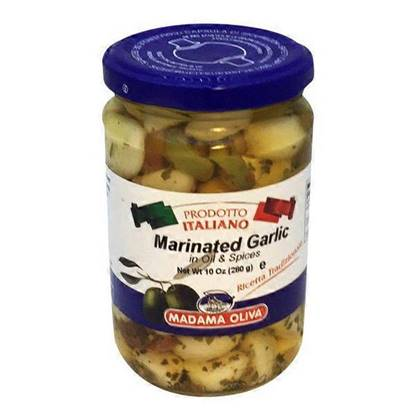 Picture of MADAMA MARINATED GARLIC WITH SEASONING 12 X 300GM
