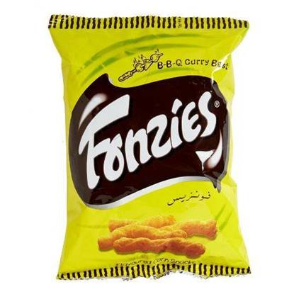 Picture of Fonzies BBQ snack