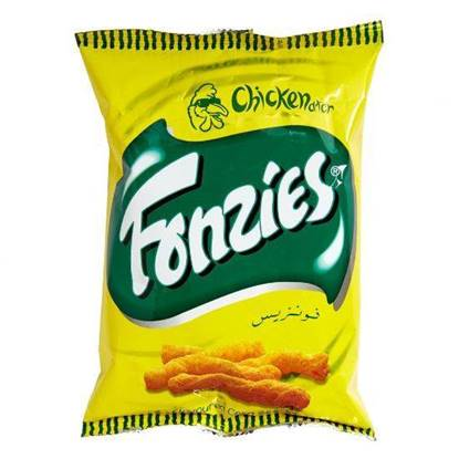 Picture of Fonzies Chicken snack