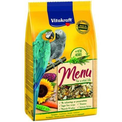 Picture of Vitakraft  Menu Vital for Parrots