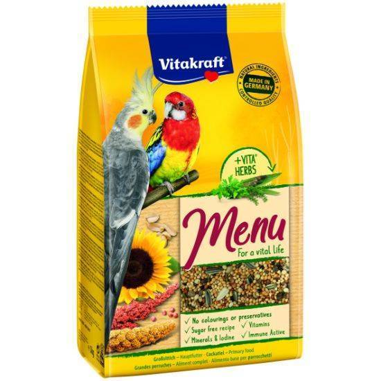Picture of Vitakraft  Menu Honey Food Cocktiel