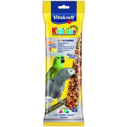 Picture of Vitakraft  Kracker Multi-Vitamin Parrots