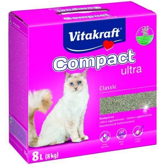 صورة رمل الترا للقطط  فيتا كرافت