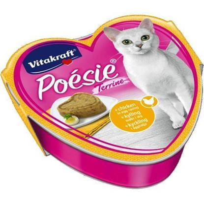 Picture of Vitakraft  Poésie + chicken in egg case