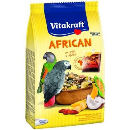 Picture of Vitakraft  Parrot -African