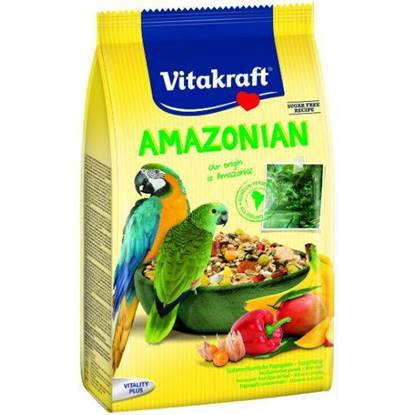 Picture of Vitakraft  Parrot -Amozonian