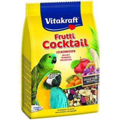 Picture of Vitakraft  Parrot-Fruty cocktail