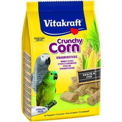 Picture of Vitakraft  Parrot Crunchy Corn