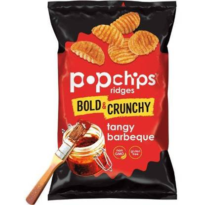 Picture of Popchips Ridges Barbeque