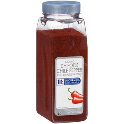 Picture of McCormick CHILE Pepper CHIPOTLE GROUND