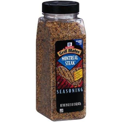 Picture of McCormick MONTREAL STEAK SEASONING