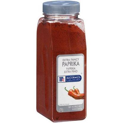 Picture of McCormick PAPRIKA EXTRA FANCY