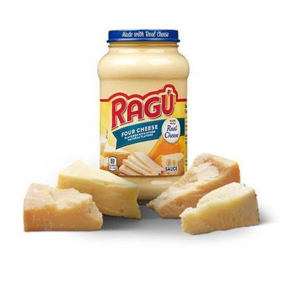 Picture of Ragu Four Cheese sauce
