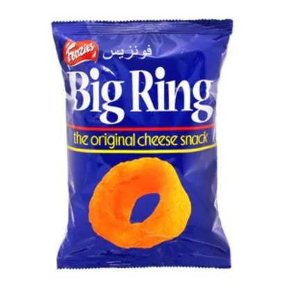 Picture of Fonzies Big Ring Original Cheese snack