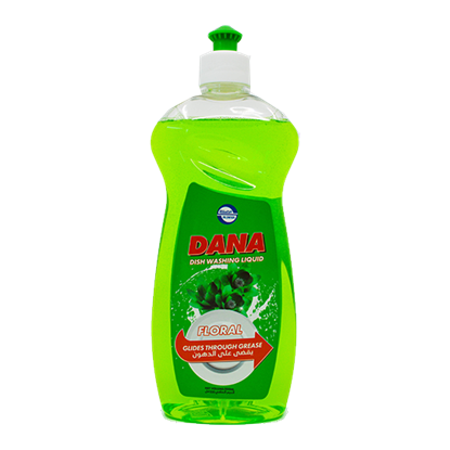 Picture of DANA dish washing liquid floral anti Bacteria 500ML