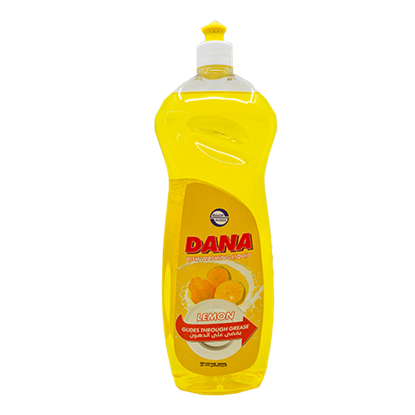 Picture of DANA dish washing liquid lemon anti Bacteria 1LT