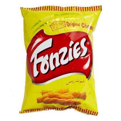 Picture of Fonzies Cheese snack