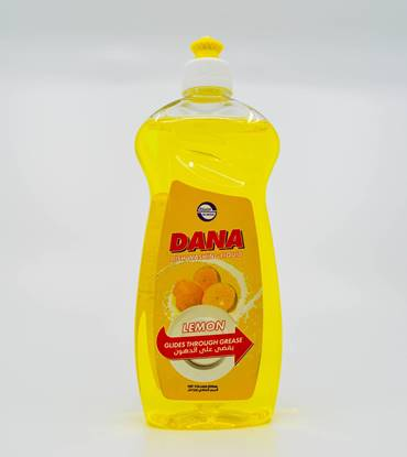 Picture of DANA dish washing liquid lemon anti Bacteria 500ML