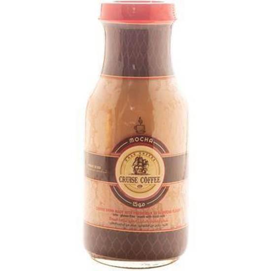 صورة شراب القهوة بحليب قليل الدسم بنكهة الموكا كروس كوفي 281 مل