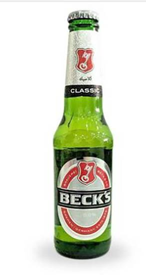 Picture of Beck's Classic Non-alcoholic Multipack 275 ML *6*4