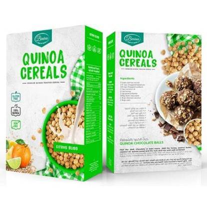 Picture of BENINA QUINOA CEREAL CITRUS 255G