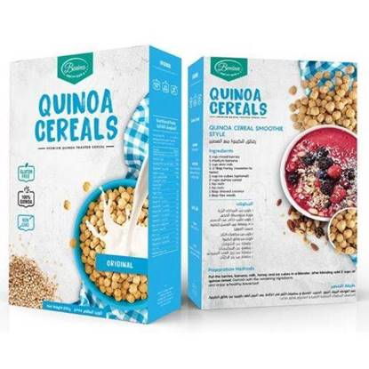 Picture of BENINA QUINOA CEREAL NATURAL 255G