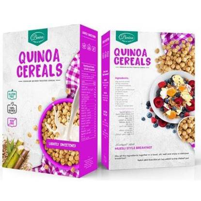 Picture of BENINA QUINOA CEREAL SLIGHTY SWEETENED 255G