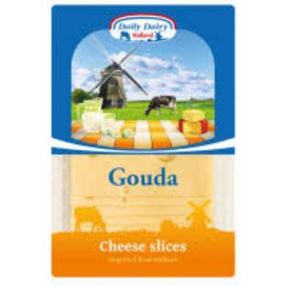 Picture of DAILY DAIRY GOUDA MATURED SLICES 20*140G