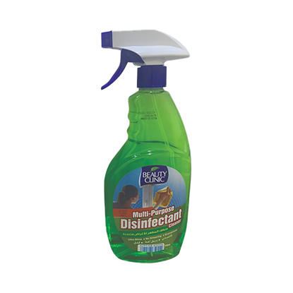 Picture of BEAUTY CLINIC  Multi Purpose Disinfectant (750 ml) x 6